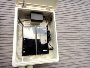 岡山市にある電気配線工事、ネットワーク構築の㈱大野木電気通信のLANのチェック